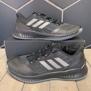 Adidas Harden B/E 2 Black Grey Basketball Shoes
